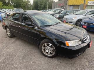 Used 1999 Acura TL AUTO/ LEATHER/ SUNROOF/ POWER GROUP/ ALLOYS! for sale in Scarborough, ON
