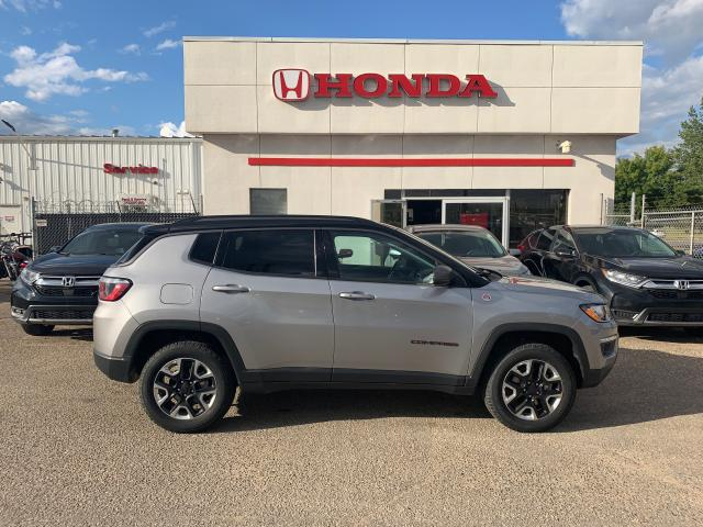 2018 Jeep Compass TRAILHAWK AWD REMOTE START