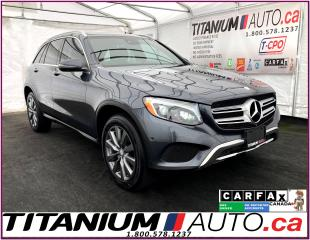 Used 2016 Mercedes-Benz GLC 300 360 Camera+GPS+Pano Roof+Blind Spot+Park Sensors for sale in London, ON