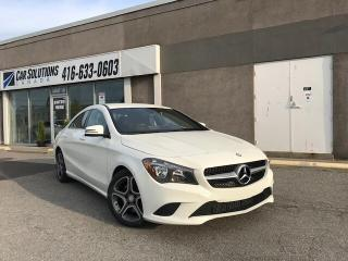 Used 2015 Mercedes-Benz CLA-Class SOLD for sale in Toronto, ON