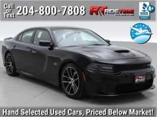 Used 2017 Dodge Charger R/T 392 for sale in Winnipeg, MB
