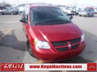 Used 2006 Dodge Grand Caravan Wagon for sale in Calgary, AB
