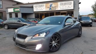 Used 2010 Hyundai Genesis Coupe 3.8l 6 spd for sale in Etobicoke, ON