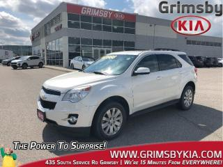 Used 2012 Chevrolet Equinox 2LT for sale in Grimsby, ON