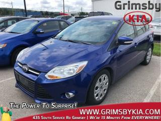 Used 2012 Ford Focus SE for sale in Grimsby, ON