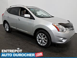 Used 2011 Nissan Rogue 4X4 - TOIT OUVRANT - Caméra de Recul - A/C - for sale in Laval, QC