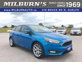 Used 2015 Ford Focus SE w/ Nav. for sale in Guelph, ON