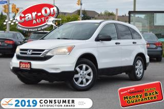 Used 2010 Honda CR-V 4WD A/C POWER GROUP BLUETOOTH ALLOYS for sale in Ottawa, ON