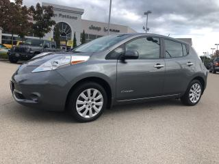 Used 2016 Nissan Leaf Electric dream for sale in Surrey, BC