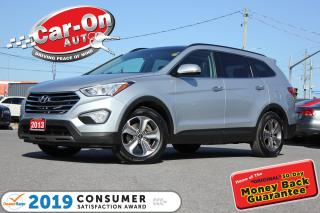 Used 2013 Hyundai Santa Fe XL Luxury AWD 7 SEAT LEATHER PANO ROOF REAR CAM for sale in Ottawa, ON