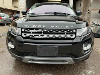 Used 2012 Land Rover Evoque Pure Premium for sale in Toronto, ON