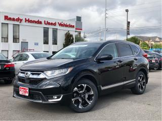 Used 2017 Honda CR-V Touring - Navigation - Leather - Pano Roof for sale in Mississauga, ON
