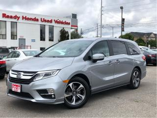 Used 2018 Honda Odyssey EX-L Navi - Leather - Sunroof - Power Tail Gate for sale in Mississauga, ON