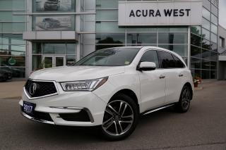 Used 2017 Acura MDX Navigation Package New tires for sale in London, ON