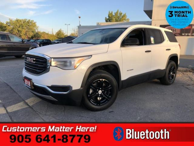"""2018 GMC Acadia SLE  PWR GRP 7"""" TOUCH 7 PASS CLIMATE WIFI"""