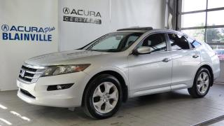 Used 2010 Honda Accord EX-L 4X4 for sale in Blainville, QC