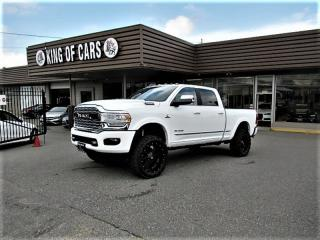Used 2019 RAM 3500 LIMITED - CUMMINS DIESEL for sale in Langley, BC