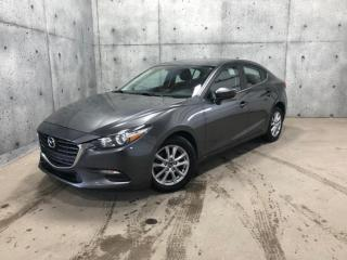 Used 2017 Mazda MAZDA3 SE SPECIAL EDITION CUIR CAMERA DE RECUL AUTOMATIQUE SIEGES CHAUFFANTS for sale in St-Nicolas, QC