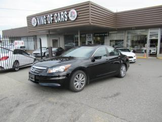 Used 2012 Honda Accord EX-L for sale in Langley, BC