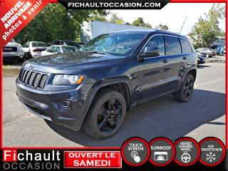 Used 2015 Jeep Grand Cherokee 4X4 LAREDO ***ALTITUDE EDITION*** for sale in Châteauguay, QC