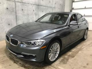 Used 2015 BMW 328 XDRIVE LUXURY GPS SPORT PACK for sale in Lévis, QC