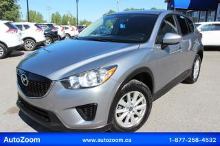 Used 2014 Mazda CX-5 GX **WOW** FINANCEMENT FACILE !! for sale in Laval, QC