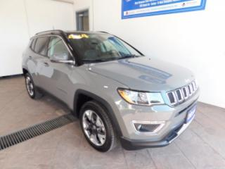 Used 2019 Jeep Compass LIMITED for sale in Listowel, ON