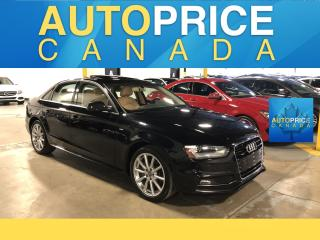 Used 2015 Audi A4 2.0T Progressiv plus S-LINE|MOONROOF|NAVIGATION for sale in Mississauga, ON