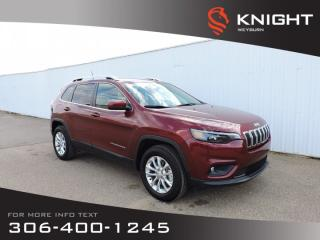 Used 2019 Jeep Cherokee North for sale in Weyburn, SK