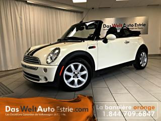 Used 2008 MINI Cooper Base, Convertible, Automatique for sale in Sherbrooke, QC