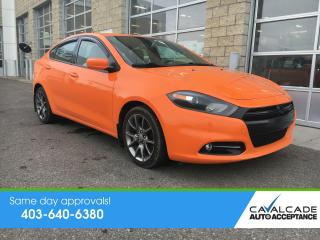 Used 2014 Dodge Dart SXT for sale in Calgary, AB