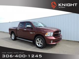 Used 2018 RAM 1500 Express | Backup Camera | Bluetooth | Low KM for sale in Weyburn, SK