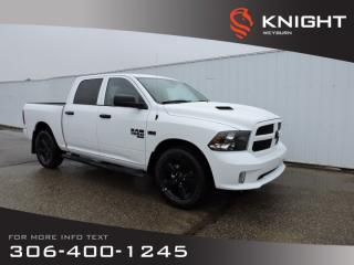 Used 2019 RAM 1500 Classic Express Crew Cab | Backup Camera | Bluetooth | Heated Seats & Steering Wheel for sale in Weyburn, SK