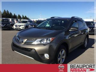 Used 2015 Toyota RAV4 XLE ***TOIT OUVRANT*** for sale in Beauport, QC