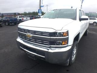 Used 2018 Chevrolet Silverado 2500 HD LT for sale in Thunder Bay, ON