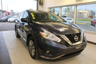Used 2016 Nissan Murano Sv Awd Toit Camera for sale in Lévis, QC