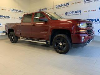 Used 2016 Chevrolet Silverado 1500 LT - CREW CAB - EDITION GRANDE EXPEDITION -V8 5.3L for sale in St-Raymond, QC