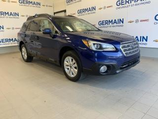 Used 2016 Subaru Outback 2.5i Premier- TOIT OUVRANT- BLUETOOTH for sale in St-Raymond, QC