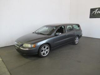 Used 2007 Volvo V70 2.5T A SR for sale in Montréal, QC