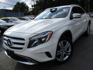 Used 2016 Mercedes-Benz GLA GLA 250 4MATIC|NAVIGATION|BACK-UP CAM|25,000KM for sale in Burlington, ON