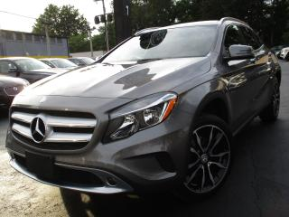 Used 2016 Mercedes-Benz GLA GLA 250 4MATIC|NAVIGATION|PANORAMA|BACK-UP CAMERA for sale in Burlington, ON