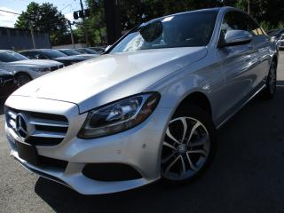 Used 2015 Mercedes-Benz C-Class C300 4MATIC | NAVI | 19,000KM ONLY | PANORAMA !! for sale in Burlington, ON