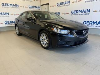 Used 2016 Mazda MAZDA6 MAZDA 6 GS-L-  GPS- CUIR- TOIT OUVRANT for sale in St-Raymond, QC