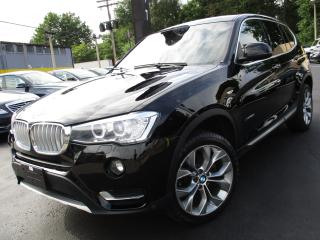 Used 2016 BMW X3 28D XDRIVE XLINE | DIESEL | 92,000KM | ONE OWNER ! for sale in Burlington, ON