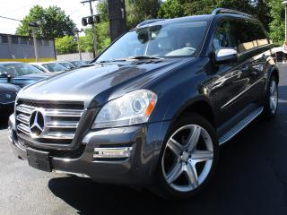 Used 2010 Mercedes-Benz GL-Class GL550 4MATIC|AMG PKG|NAVI|SUNROOF|V-8|BACK-UP CAM for sale in Burlington, ON