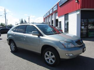 Used 2009 Lexus RX 350 $8,995 +HST +LIC FEE / CLEAN CARFAX REPORT for sale in North York, ON