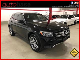 Used 2017 Mercedes-Benz GL-Class GLC300 4MATIC SPORT PREMIUM PLUS LED HEADLIGHTS for sale in Vaughan, ON