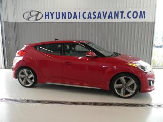 Used 2014 Hyundai Veloster Coupé 3 Turbo automatique for sale in St-Hyacinthe, QC