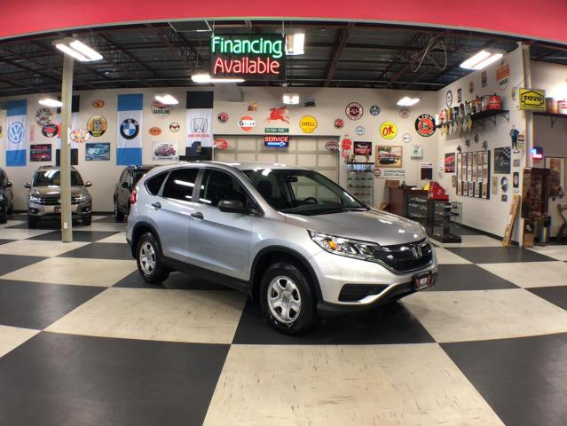 2016 Honda CR-V LX AUT0 A/C CRUISE H/SEATS REAR CAMERA 75K