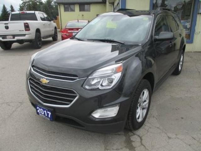 2017 Chevrolet Equinox ALL-WHEEL DRIVE LT MODEL 5 PASSENGER 2.4L - ECO-TEC.. HEATED SEATS.. BACK-UP CAMERA.. BLUETOOTH SYSTEM.. AUX/USB INPUT.. ECON-BOOST PACKAGE..